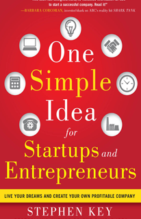 One Simple Idea For Startups & Entrepreneurs